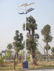 Battery-at-the-foot Solar Light (S-SL15H) - Image