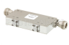 Dual Junction Isolator With 40 dB Isolation From 2 GHz to 4 GHz, 10 Watts And N Female -- PE83IR1018 - Image