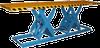 Double Long Lift Table -- LPT-XXL Series