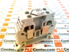 IEC TWO POLE THERMOCOUPLE BLOCK, TYPE E THERMOCOUPLE, 2.5MM MAX. WIRE, GRAY, 0 -- 1492WTC3E - Image
