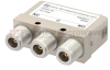 SPDT Failsafe DC to 12.4 GHz Electro-Mechanical Relay Switch, 50W, 28V, N -- FMSW6151 - Image