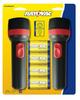 Rayovac Value Bright 2D Economy Flashlight Twin Pack -- EVB2D2D-BD9B - Image