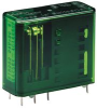 SAFETY RELAY, DPDT, 12VDC, 8A -- 30M9899