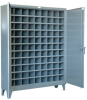 Metal Bin Storage with 99 Openings -- 56-1610-99OP