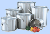 Stainless Steel Stock Pot -- 85170