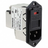 Power Entry Connectors - Inlets, Outlets, Modules -- 1-6609942-4-ND - Image