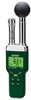 HT200 - Extech HT200 Heat Stress Meter, WBGT, black globe, humidity, air temp -- GO-37804-35