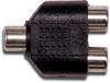 RCA F/F/F Adapter -- 10-21905