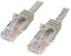 StarTech.com Snagless Cat 5e UTP Patch Cable -- 45PATCH50GR