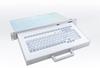 Industrial TKS Keyboard In Drawer System with 1 HU -- TKS-104c-SCHUBL