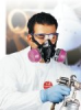North 770030L Series Silicone Half Mask Respirators(Each) -- 347657211