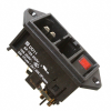 Power Entry Connectors - Inlets, Outlets, Modules -- 486-1283-ND -Image