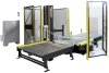 Heavy-Duty Automatic Turntable Stretch Wrapping System -- PAC-4R2
