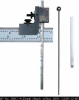 Height And Depth Gage Set For Combination Squares -- 289C