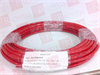 BOSCH R412004994/25M ( COMPRESSED AIR TUBING RED 8MMX1.25XMM LENGTH:25M ) -- View Larger Image