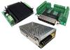 Microstepping Motor Driver CNC Kit -- STK-1