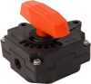 Valve Position Indicator - Manual Limit Switch -- LHB Series