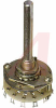 Switch, Rotary, NON-SHORTING, GLASS EPOXY INSULATED, 1 POLE, 2-11 PositionS -- 70152160