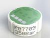 Ceramic Monolithic Pressure Sensor ME657 -Image