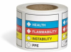 Paper Container Label -- SGN166
