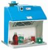 Ductless, benchtop fume hood; 115 VAC/60 Hz -- EW-33730-10