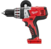 Milwaukee M28 28 Volt 1/2 in. Hammer-Drill 0726-20 Tool O.. -- 0726-20