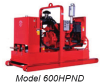 600 Series Hydraulic Power Unit -- 600HPND