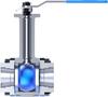 Cryogenic Ball Valves -- Pressure Class 1500 PSI/WOG - Image