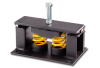 Spring Floor Mounted Seismic Isolator -- MSS-Isolators -Image