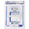Triple Protection Tamper-Evident Deposit Bags, 20 x 24, Clea -- 58051