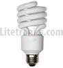 23-Watt Spiral-Lite CFL T3 MED 3500K -- EL-23535