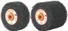 Abrasive Drums for Cleaning TIG and MIG Welds -- FX™ Flex Drums -- View Larger Image