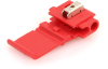 3M 14879 Scotchlok 558 IDC Tap Connector, 22-16 AWG, Red -- 30563 - Image
