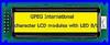 Alphanumeric -- FDA1602D - Image