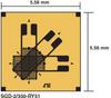 3-Element Strain Gage Rosette -- SGD-7/350-RY53
