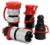 High Pressure Hydraulic Couplings -- Series 135