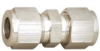 Parker A-Lok 1SC1-316 316 Stainless Steel Compression Tu… -- 1SC1-316