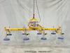 Eight Pad Crossarm Vacuum Lift -- L200M8-86-4/44 - Image