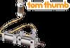 Series TD Air/Oil Tandem Tierod Cylinder