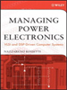Managing Power Electronics:VLSI and DSP-Driven Computer Systems -- 9780471776338