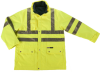GloWear(R) 8385X Class 4-in-1 X-Back Jacket;3XL Lime -- 720476-26387