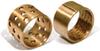 Wrapped Bronze CuSn8 Bearings -- Metric Bearings