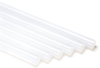 Power Adhesives Tecbond 232 Hot Melt Adhesive Clear 0.625 in x 12 in Stick, 11 lb Case -- 232-15-300 11LB CASE -Image