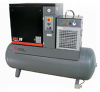 Chicago Pneumatic 10-HP Rotary Screw Air Compressor -- Model QRS10.0HPD