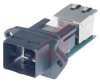 Panel, Push Pull; Plastic; IP 67; RJ 45Jack; -40 to degC; Mind. 750 -- 70070091