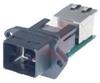Panel, Push Pull; Plastic; IP 67; RJ 45Jack; -40 to degC; Mind. 750 -- 70070091