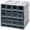 Interlocking Storage Cabinets (QIC Series) - Cabinets - QIC-122