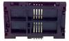 AMPHENOL TUCHEL - C707 10M006 0002 - MEMORY CARD CONNECTOR, SMARTCARD, 6POS -- 634090