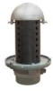 Planting Area Drain with Dome Cap -- FD-850