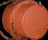 Hazardous/Explosion Proof Solenoid Actuated Brake -- SAB 82,300 - Image